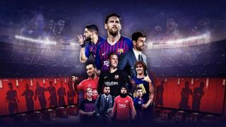 День матча: внутри «Барселоны» сезон 1