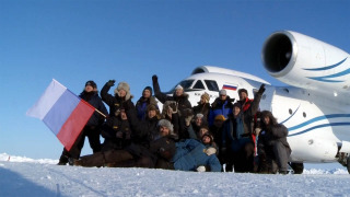 North Pole Ice Airport season 1