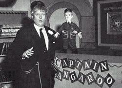 Капитан Кенгуру сезон 1977