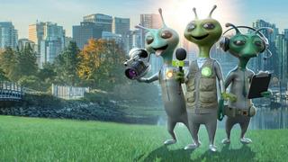 Инопланетное ТВ сезон 2