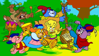 Gummi Bears season 4