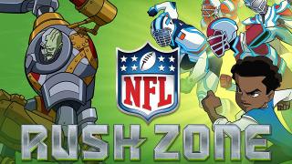 NFL Rush Zone сезон 1