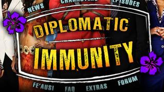 Дипломатическая неприкосновенность сезон 1