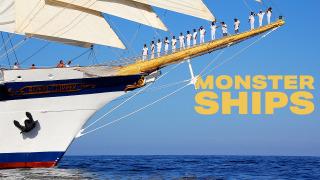 Monster Ships сезон 1