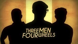Трое мужчин, четыре колеса сезон 1