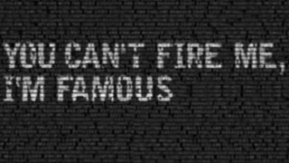 You Can't Fire Me, I'm Famous! сезон 2
