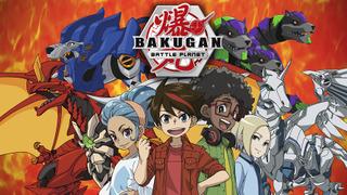Bakugan: Battle Planet season 3