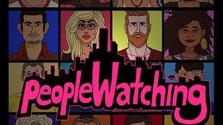 Winston Rowntree's PeopleWatching season 1