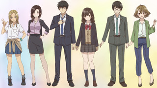 Hige wo Soru. Soshite Joshikousei wo Hirou. season 1