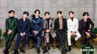 Шоу GOT7's Hard Carry сезон 2