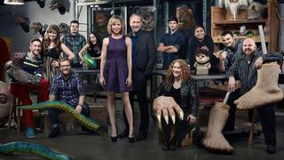 Jim Henson's Creature Shop Challenge сезон 1