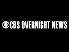CBS Overnight News сезон 2017