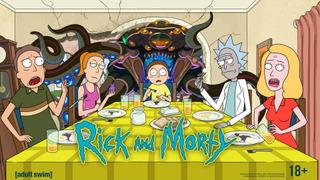 Рик и Морти сезон 3