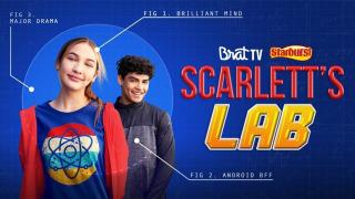 Лаборатория Скарлетт сезон 1